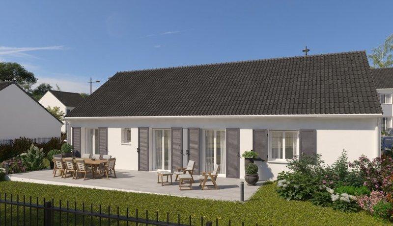 Maison neuve, 99 m² Très …