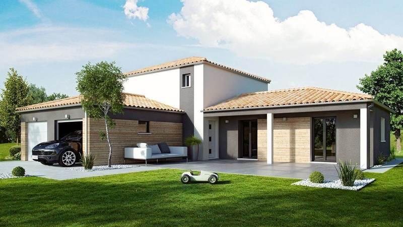Maison neuve, 150 m² De la…