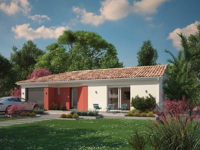Maison neuve, 100 m² Vous …