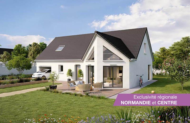 Maison neuve, 129 m² À ven…