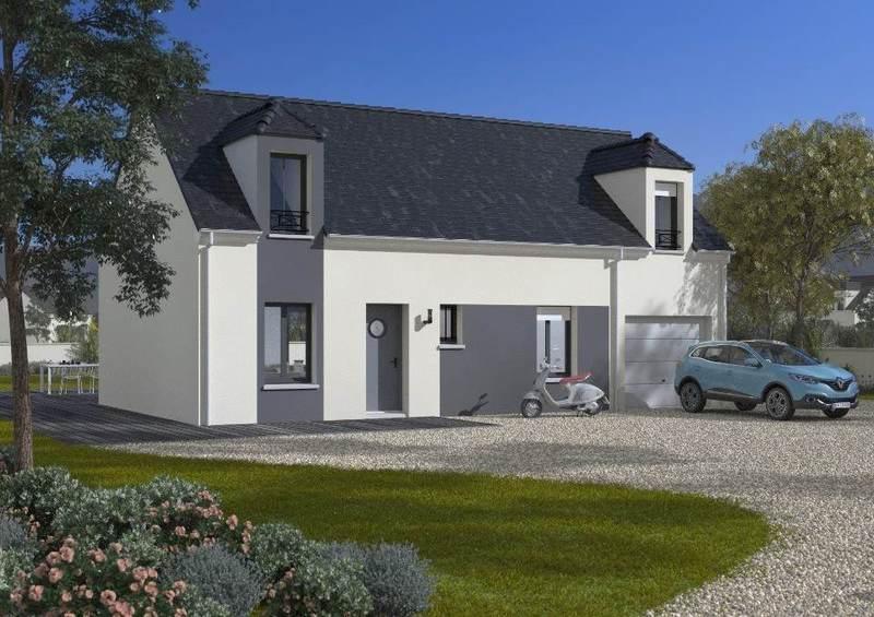 Maison neuve, 90 m² Andre…