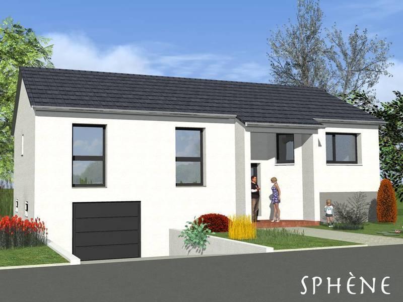 Maison neuve, 108 m² Woipp…