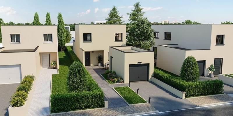 Maison neuve, 100 m² Les P…