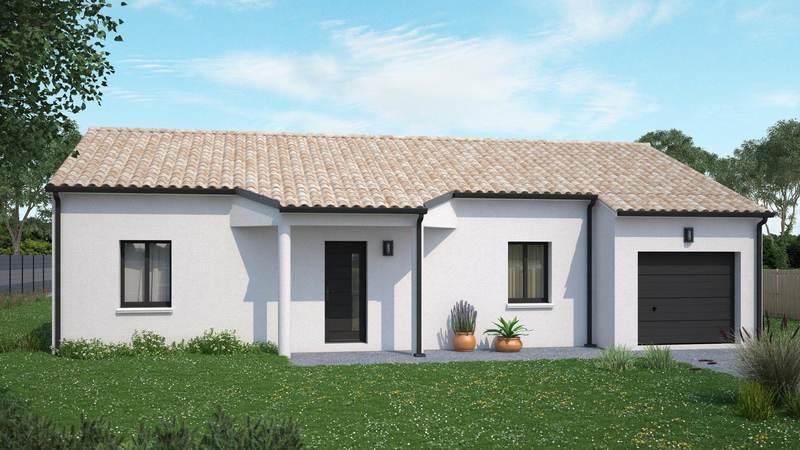 Maison neuve, 96 m² Idéal…