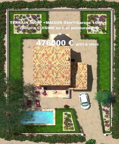 Terrain à bâtir, 500 m² À ach…