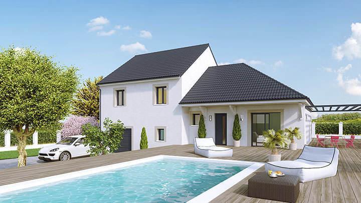 Maison neuve, 94 m² PROCH…
