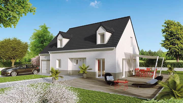 Maison neuve, 109 m² PROCH…