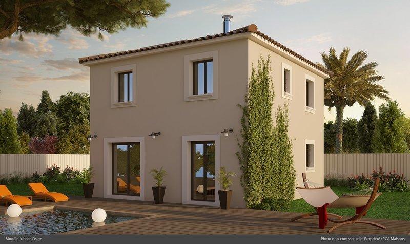Maison neuve, 80 m² A 20 …
