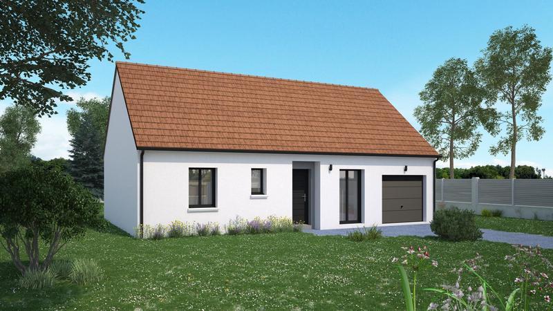 Maison neuve, 69 m² Ideal…