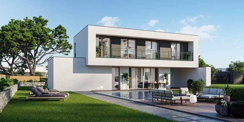 Maison neuve, 120 m² Le Pe…
