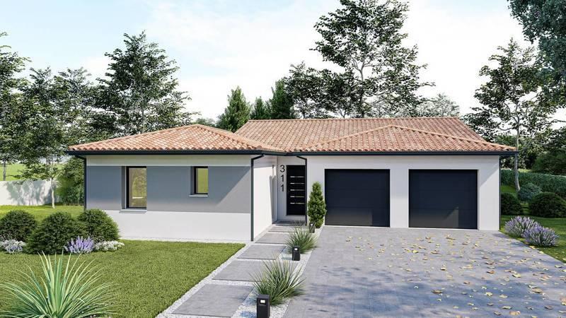 Maison neuve, 98 m² DECOU…