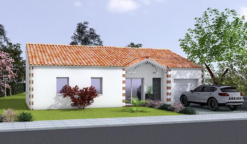 Maison neuve, 95 m² Inves…