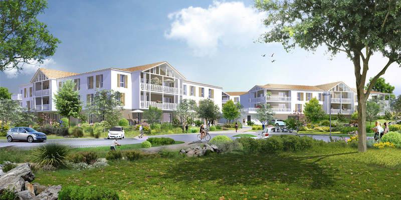 Appartement neuf, 67,78 m² Décou…