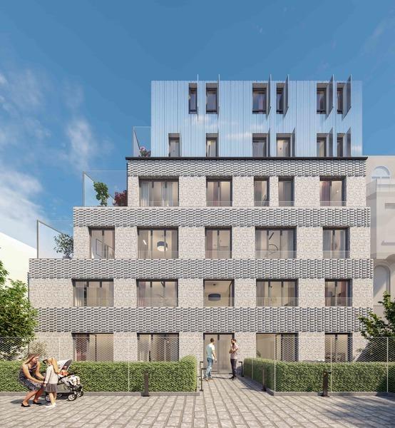 Appartement neuf, 29,86 m² FRAIS…