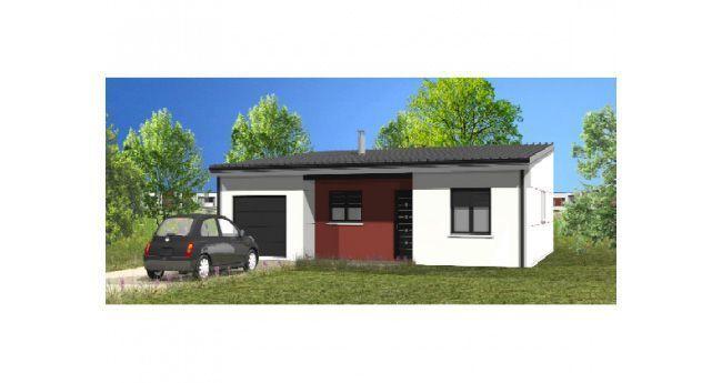 Maison neuve, 72 m² Nouve…