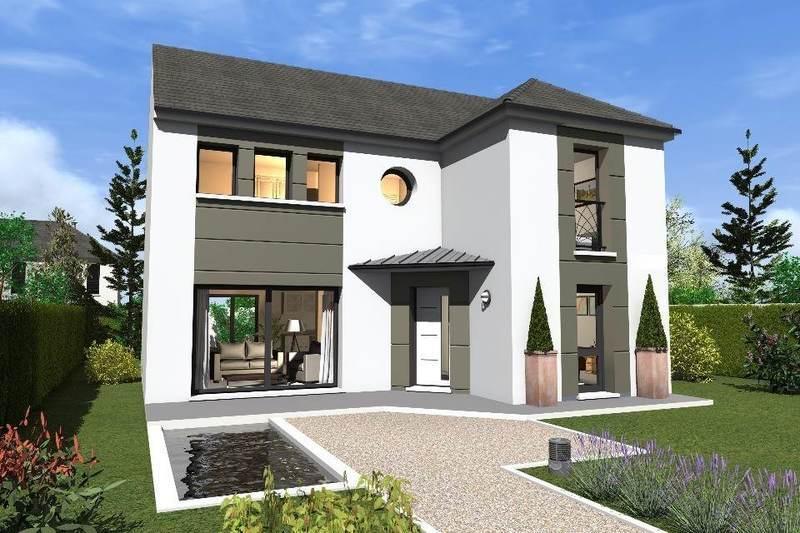 Maison neuve, 140 m² La Tr…