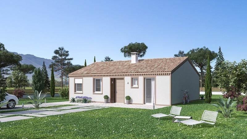 Maison neuve, 84 m² Proje…