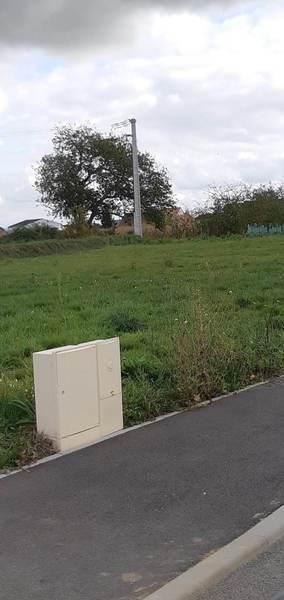 Terrain à bâtir, 540 m² Beau …