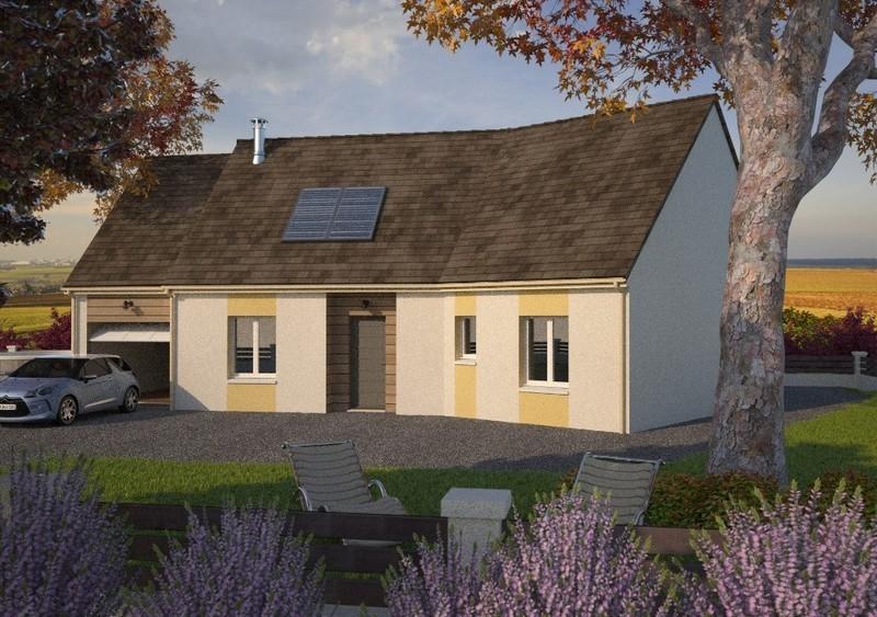 Maison neuve, 7 m² Maiso…