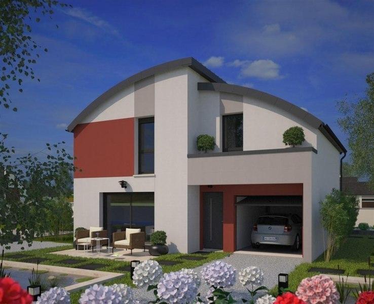 Maison neuve, 115 m² À Sai…