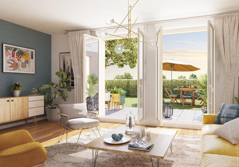 Appartement neuf, 32 m² **GRA…