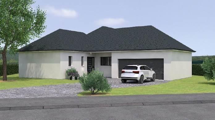 Maison neuve, 160 m² À La …