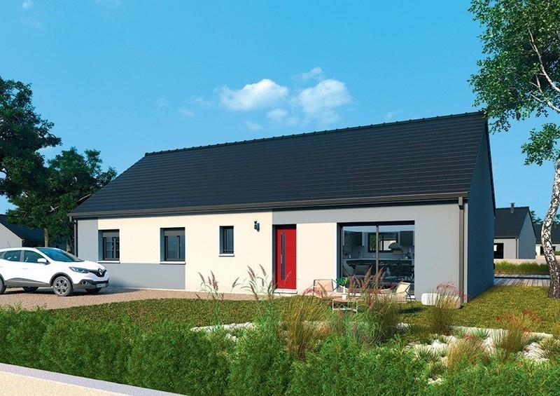 Maison neuve, 115 m² Rare …