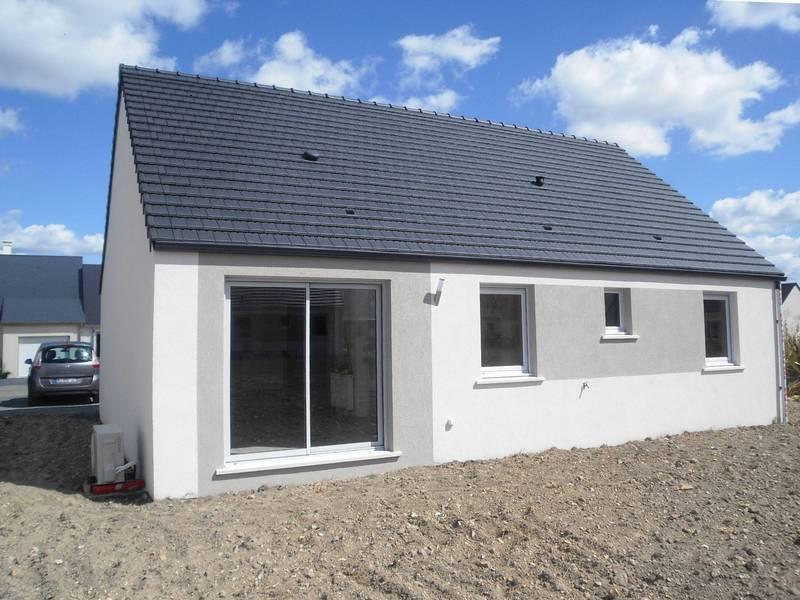 Maison neuve, 90 m² PORTE…