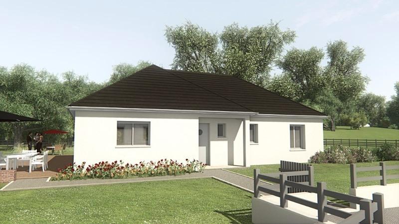 Maison neuve, 94 m² Sur u…