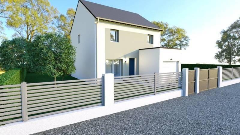 Maison neuve, 93 m² Les M…
