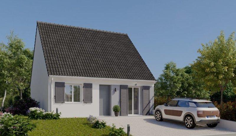 Maison neuve, 55 m² Maiso…