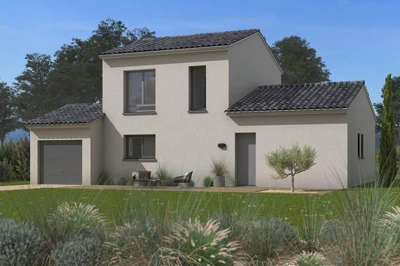 Maison neuve, 112 m² À 5 m…