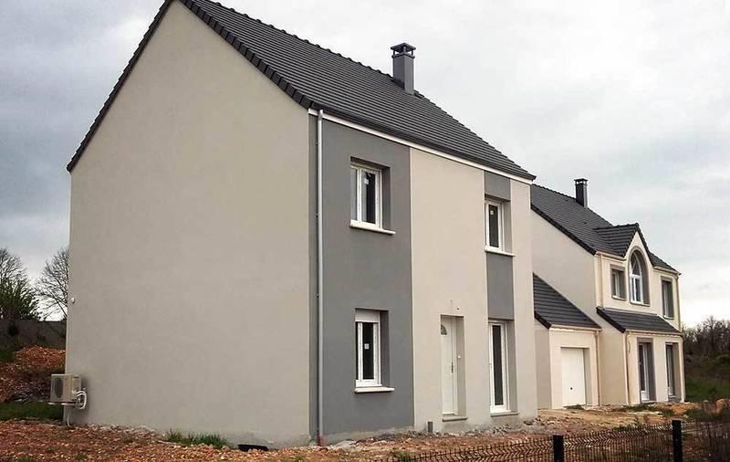 Maison neuve, 85,58 m² Voici…