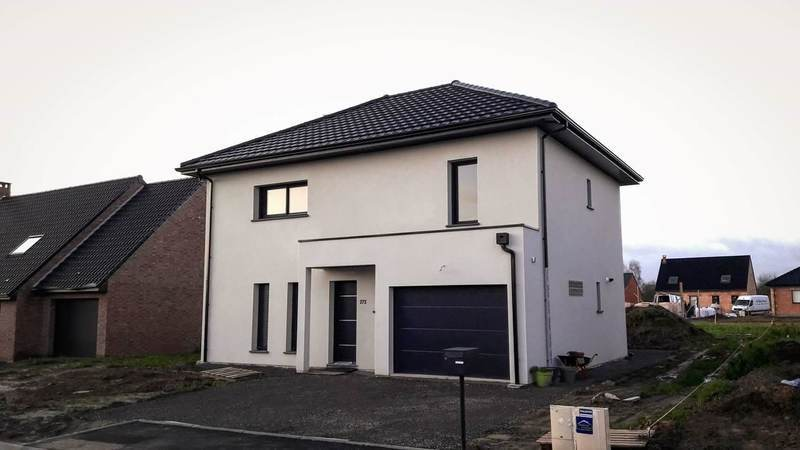 Maison neuve, 128,82 m² Terra…