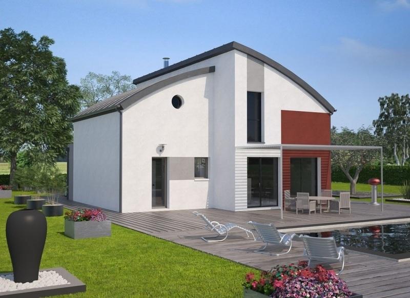 Maison neuve, 117 m² À Sai…