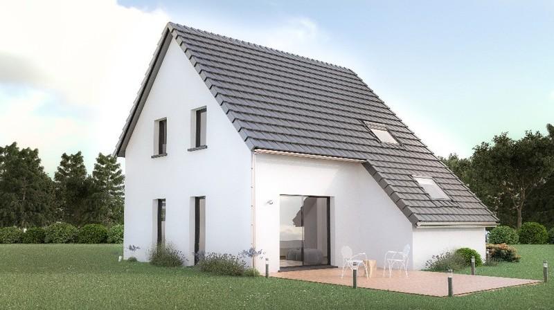 Maison neuve, 140 m² Décou…