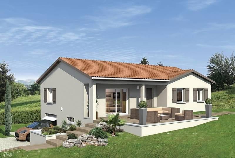 Maison neuve, 98 m² Rare.…