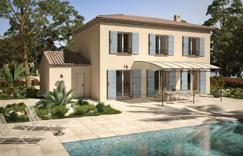 Maison neuve, 130 m² Au ca…