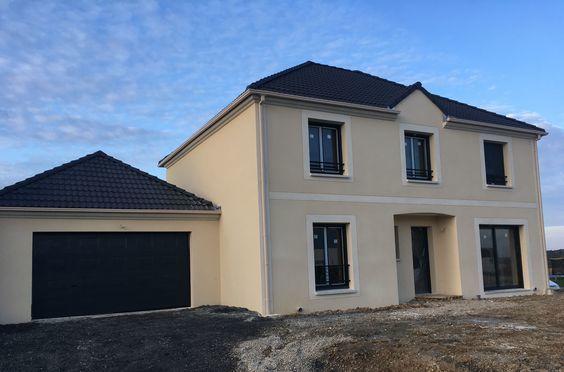 Maison neuve, 151 m² Belle…