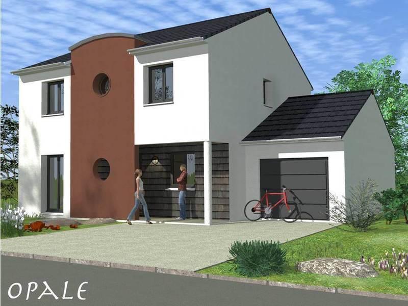 Maison neuve, 129 m² En ve…
