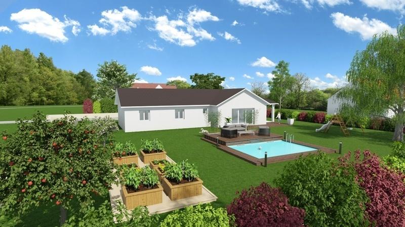 Maison neuve, 125 m² A 8 m…