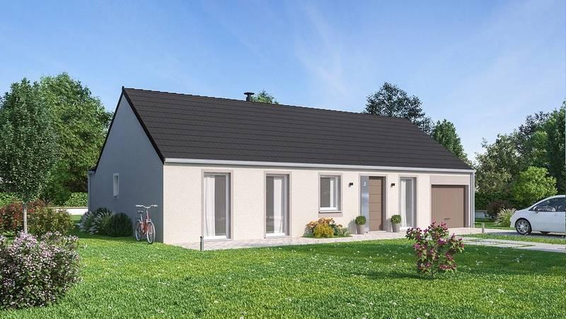Maison neuve, 104 m² Stop …