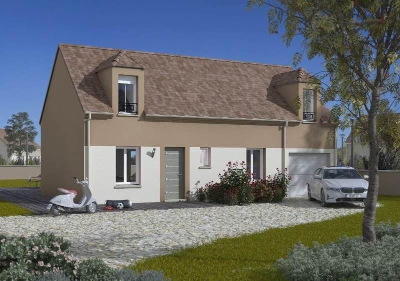 Maison neuve, 90 m² Le Pl…
