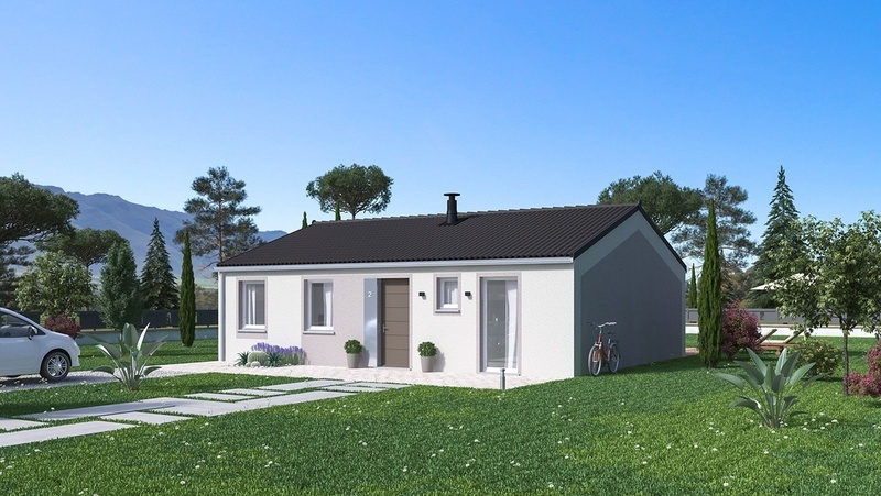 Maison neuve, 84 m² Venez…