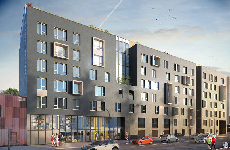 Appartement neuf, 19,41 m² Pour …