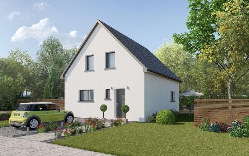 Maison neuve, 100 m² NOUVE…