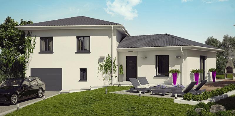 Maison neuve, 115 m² Votre…