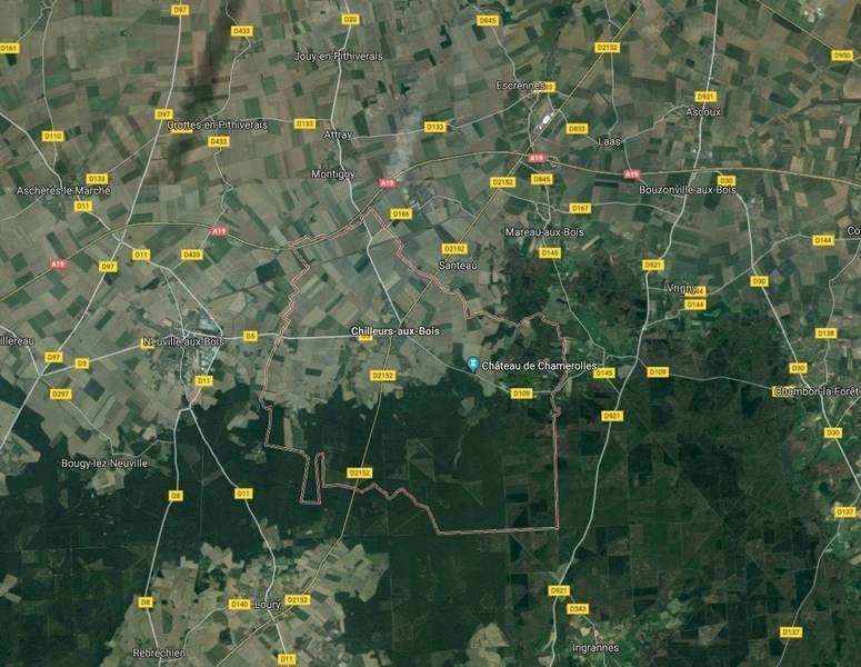 Terrain à bâtir, 746 m² Terra…