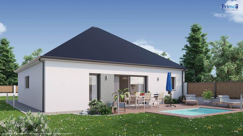 Maison neuve, 106 m² Idéal…