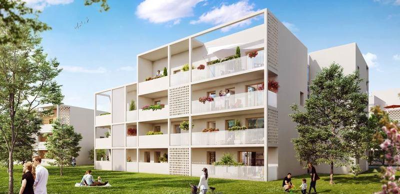 Appartement neuf, 64,9 m² Décou…